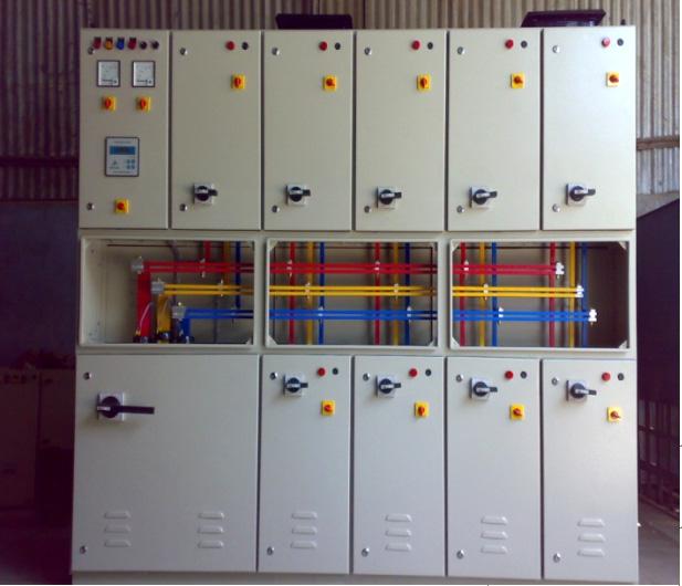 APFC Panel | Electrical Control Panels | Control Panels ...