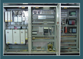 PLC Panel Control Panels