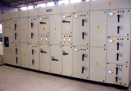 Power Distribution Panel | Control Panels | Electrical Control ...